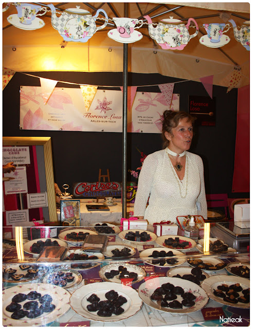 Florence  Losa chocolatier