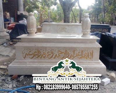 Makam Marmer Muslim | Jual Makam Marmer Muslim
