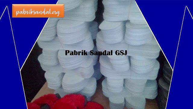 Proses Pembuatan Sandal Hotel - Pabrik Sandal GSJ