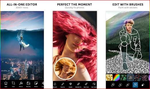 PicsArt Mod Apk Premium Features