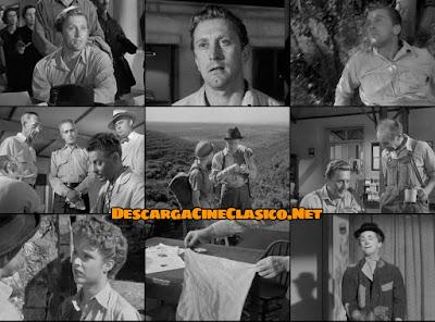 Hombres olvidados (1953) The Juggler - Capturas