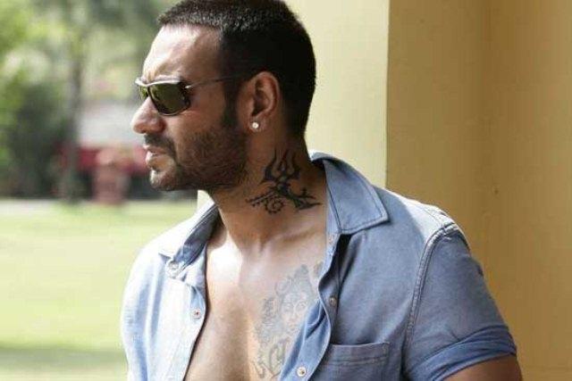 After Ajay Devgn and Sanjay Dutt, Karan Singh Grover gets ...  |Ajay Devgan Shiva Tattoo Designs