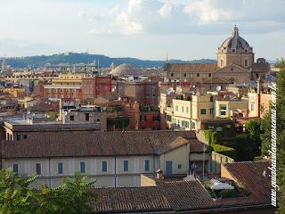 Museus Capitolinos vista cafeteria guia roma portugues - Museus Capitolinos, os museus mais antigos do mundo
