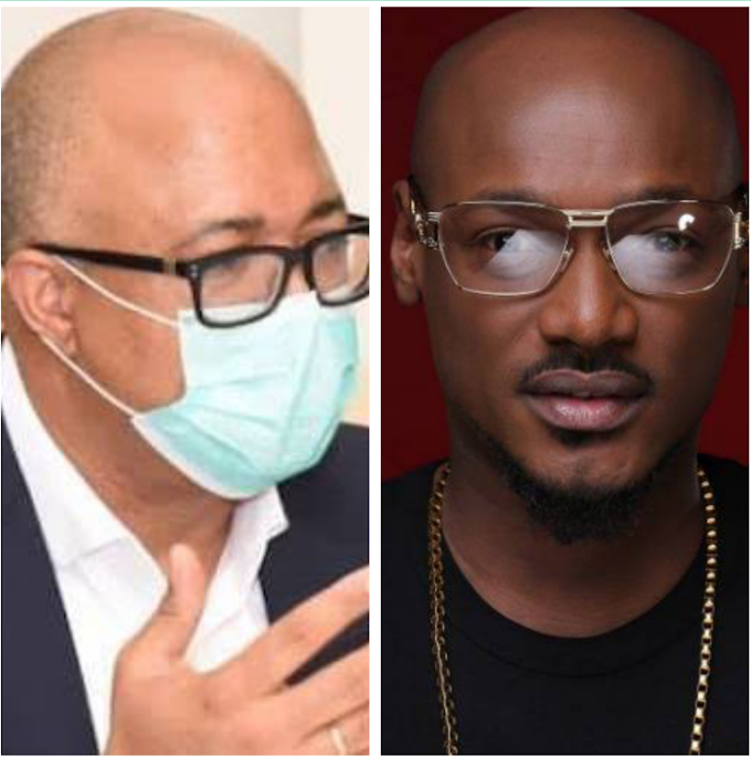 'It Was System Failure' - NCDC Apologises To 2Baba, Others Over COVID-19 Test