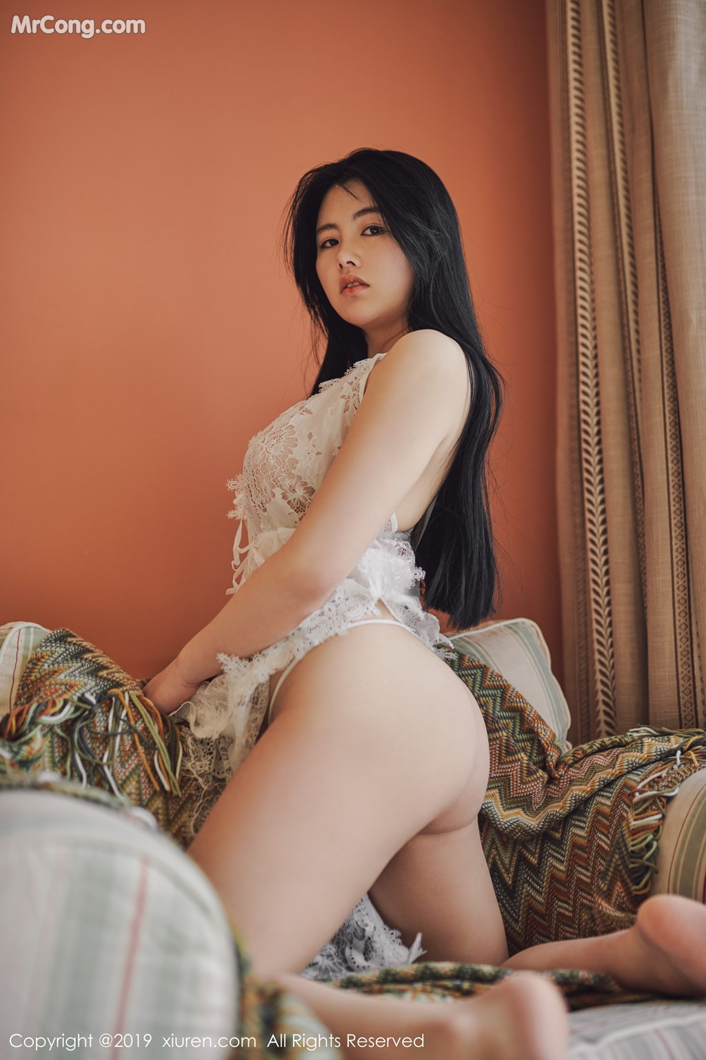 Image XIUREN-No.1468-Selena-MrCong.com-002 in post XIUREN No.1468: 娜露Selena (42 ảnh)