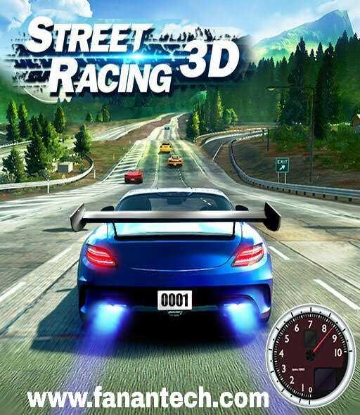 تحميل Street Racing 3D 3.9.2 لعبة سباق شوارع مهكرة للاندرويد