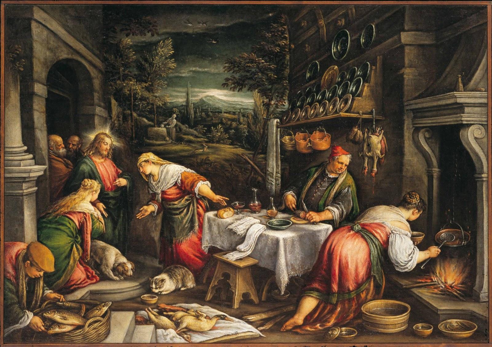 Arte senza confini NELLE ANTICHE CUCINE Cucine storiche e