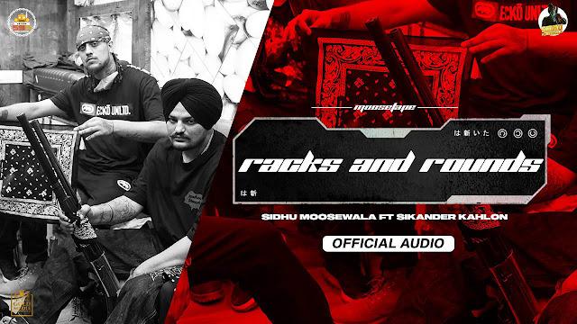Racks And Rounds Lyrics - Sidhu Moose Wala | Moosetape