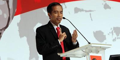 Peringati Nuzulul Quran, Jokowi Gelar Lomba MTQ di Istana