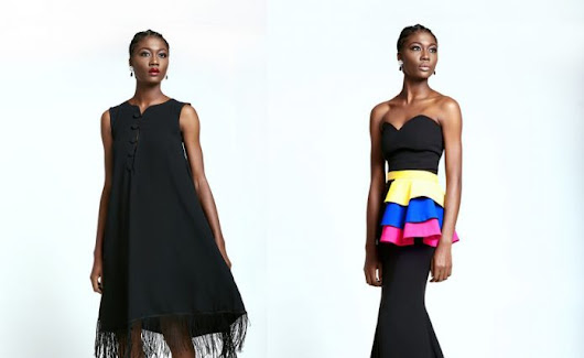 "PRE-SPRING COLLECTION ""WOMEN"" BY NIGERIAN DESIGNER AISHA - FashionManiaGH"