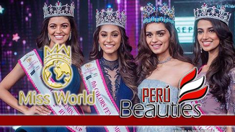 Miss World India 2018
