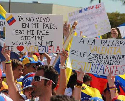 Así será la organización de los venezolanos en el exterior en apoyo al 1S