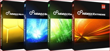 Download AIDA64 5.95.4500 Everest Premium