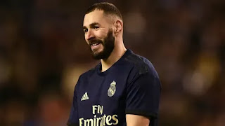 Benzema equals Eto'o as 5th best foreign goalscorer in La Liga history