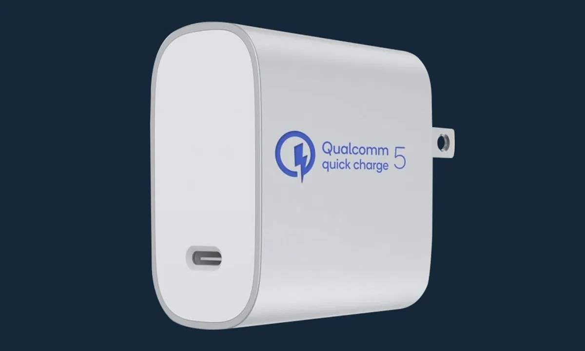 Qualcomm Quick Charge 5 Fast Charging (qualcomm.com)