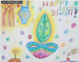 drawing diwali pictures, drawing pictures for diwali