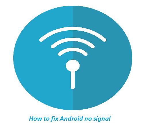 Sinyal hilang