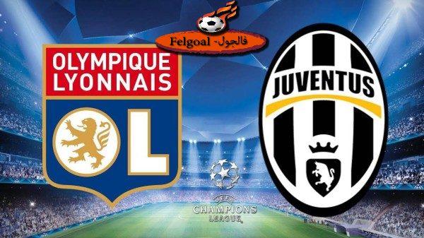 مباراة يوفنتوس وليون في دوري ابطال اوروبا بتاريخ 7-8-2020