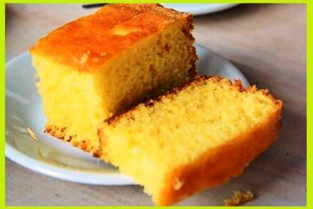 दही सूजी केक बनाने की विधि - Curd Suji Cake Recipe in Hindi