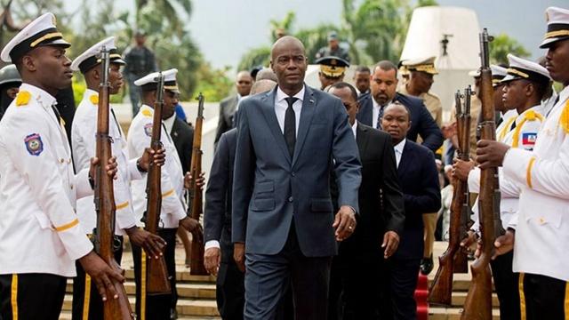 Pembunuh Presiden Haiti Diduga Tentara Bayaran Profesional