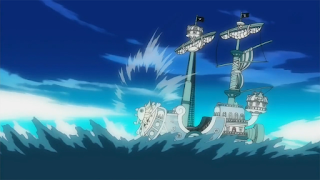 Fakta Pluton One Piece