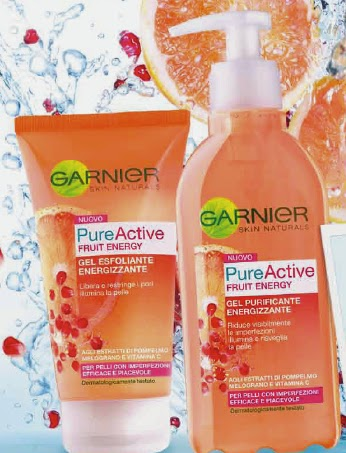 Garnier Pure und Clean Power