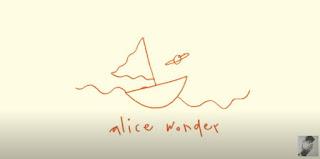 LETRA 'O' Alice Wonder