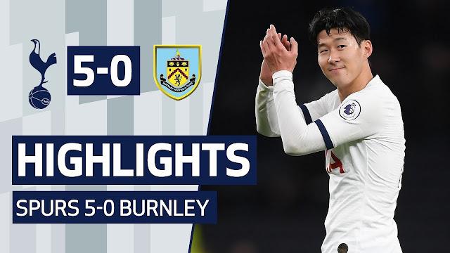 Gol Son Heung-Min Terbaik di Liga Inggris