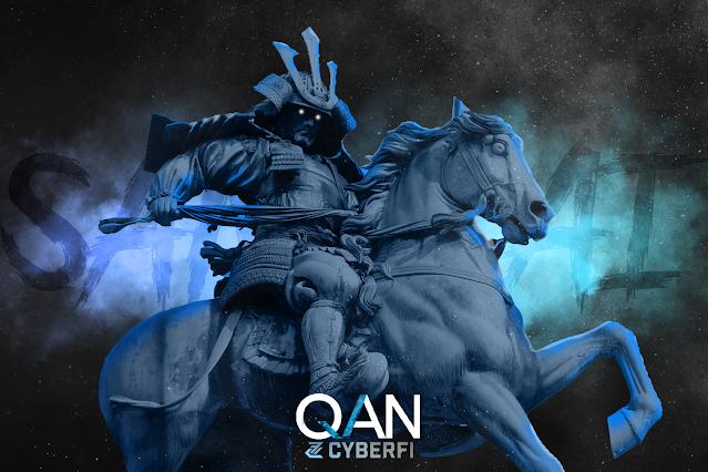 مشروع QANplatform منافس للإثريوم لخلق عملتك في 5 دقائق