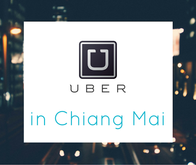 Uber in Chiang Mai