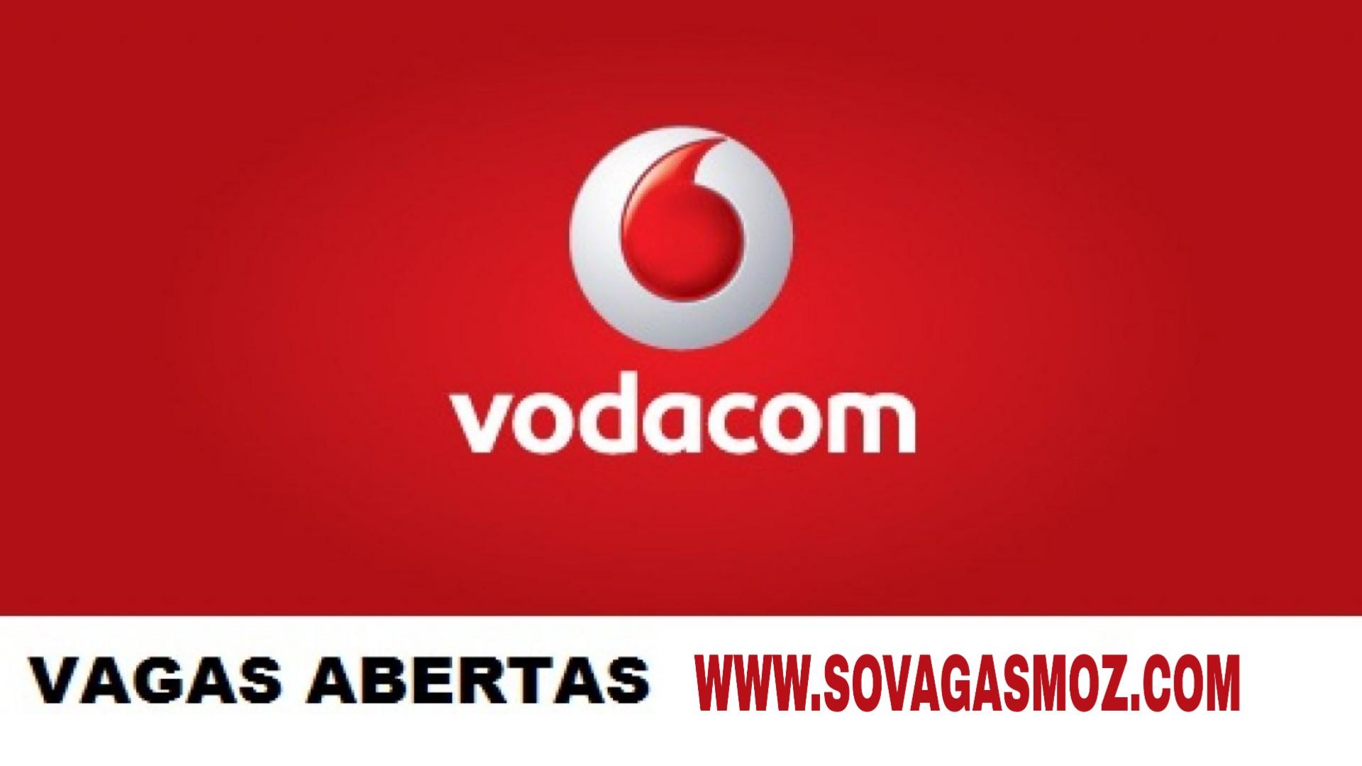 Vagas de emprego na Vodacom Moçambique