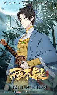 donghua de romance Liang bu yi  No doubt in us