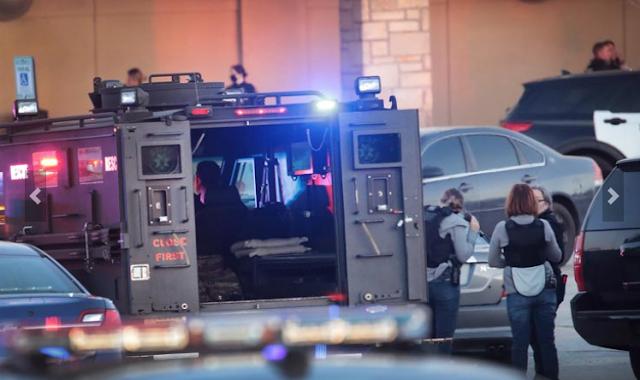 إطلاق نار في ميلووكي يترك ثمانية مصابين ، مطلوب مطلق النار