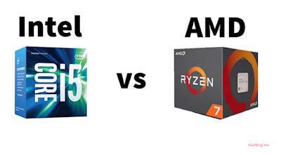 penyebab harga prosesor AMD lebih murah dari intel