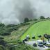 Trem de passageiros descarrila na Escócia e deixa feridos