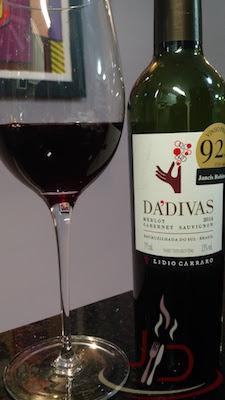 foto vinho lídio carraro dádivas