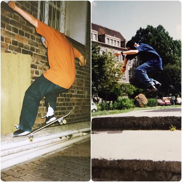 Boardborn 90's skateboarding