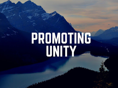 The Daily Grace - Promoting Unity