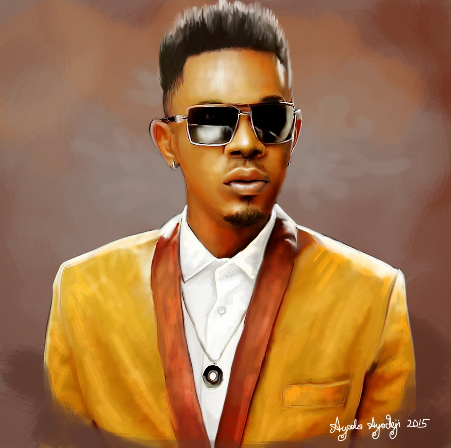 Draw artistic artistic unity realistic http awizzy net patoranking portrait painting and