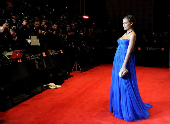 Radiating The Red Carpet During Your Pregnancy