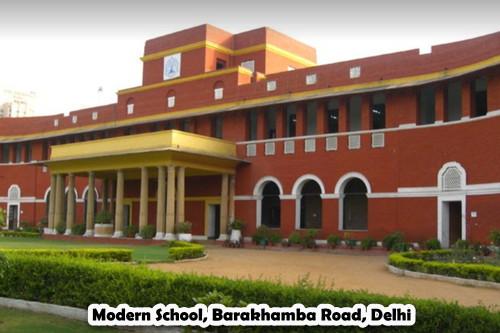 Modern School, Barakhamba Road, Delhi