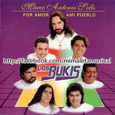 Discografia Los Bukis (29 Cd's) mas discografia Marco Antonio Solis 1link