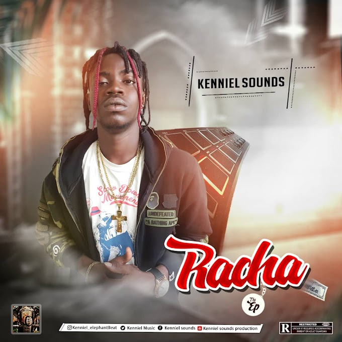 Album EP : Kenniel Sounds - Racha (EP)
