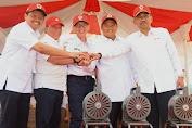 Uu Ruzhanul Ulum Wagub Jabar Buka Jumbara PMR IX PMI Jawa Barat