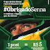 Promoção Mostre Seu Obrigado ao Senna - Concorra a 600 Ingressos para o GP do Brasil!