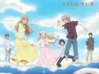 Honey and Clover - Anime Hachimitsu to Clover VietSub