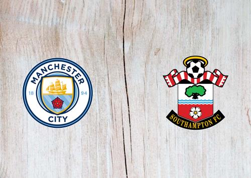 Manchester City vs Southampton -Highlights 2 November 2019
