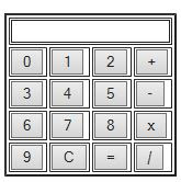 how to create calculator in javascript
