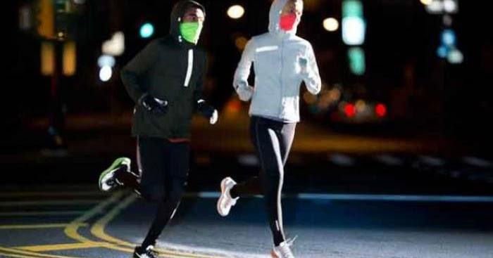 Manfaat Lari Malam Untuk Kesehatan
