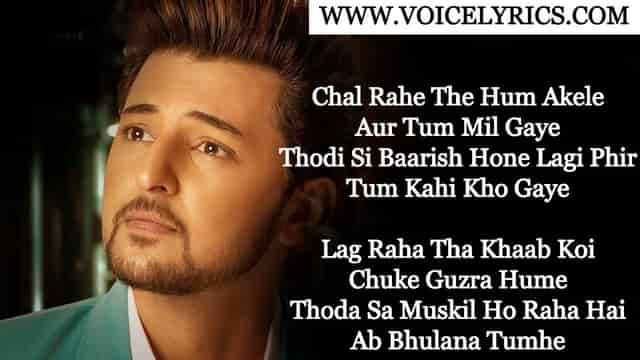 Barsaat Lyrics In English